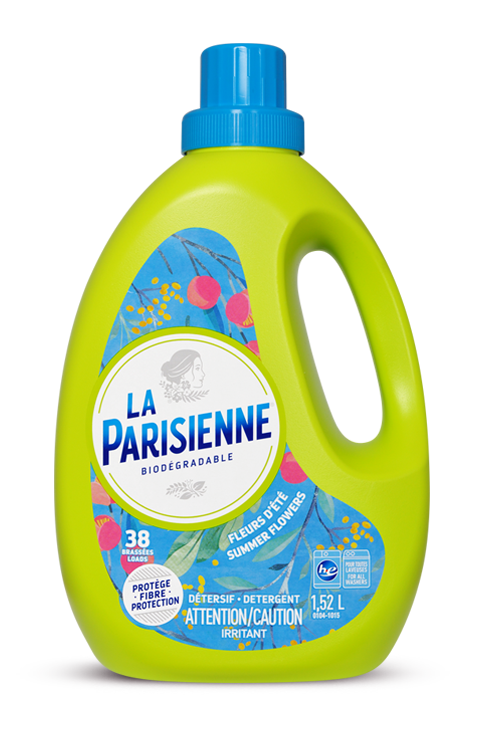 Regular laundry detergent – Summer flowers