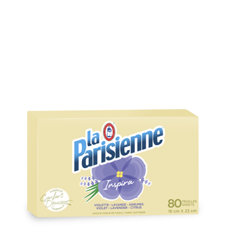 Fabric softener sheets – inspira