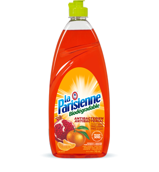 Antibacterial dishwashing liquid