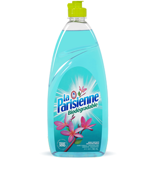 Regular dishwashing liquid – energizing breeze