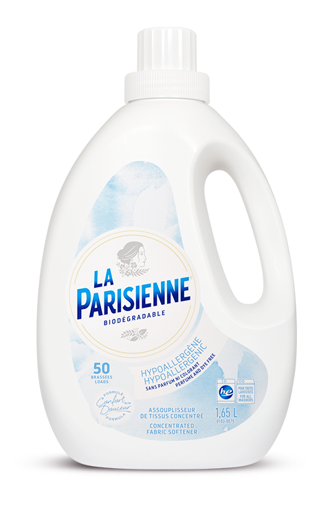 Concentrated fabric softener hypoallergenic