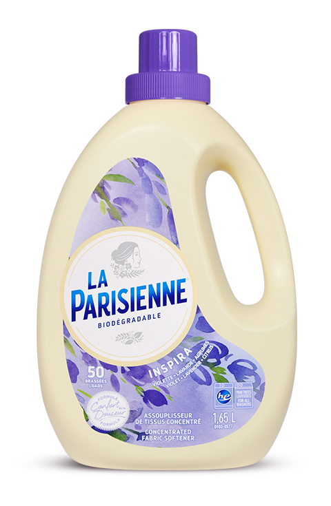 Concentrated fabric softener – inspira