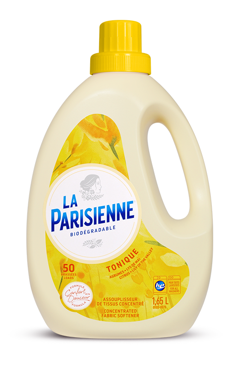 Concentrated fabric softener – tonique