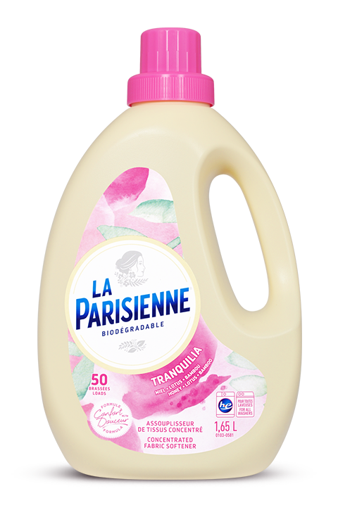 Concentrated fabric softener – tranquilia